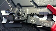 YATO PROFESSIONAL HEAVY DUTY WIRE CABLE STRIPPER AND CUTTER YT-22930