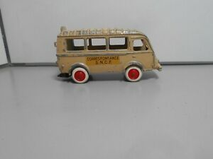 FRENCH  CIJ RENAULT  1000Kgs VAN   made in France  vintage classic car 1/43