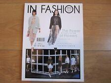 In Fashion Magazine Spring / Summer 2016 New.