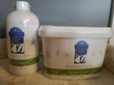 Scentsy Sea Salt Avocado Washer Whiffs/20 oz. Laundry Detergent Discontinued-NEW
