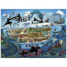 NEW! Heye Submarine Fun 1500 piece comic cartoon jigsaw puzzle