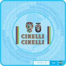 Cinelli Bicicletta Decalcomanie-Trasferimenti-Adesivi-Set 5