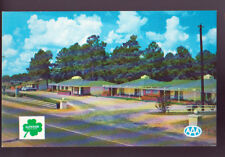 SHREVEPORT LOUISIANA LA Tanglewood Lodge Vintage Postcard PC