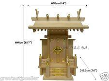 NEW KAMIDANA Japanese Shinto Shrine miniature god shelf sacred JINJA Buddhist 12