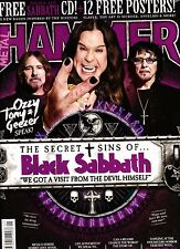 METAL HAMMER 1/2014 Pack BLACK SABBATH +12 POSTERS + Sons Of Sabbath CD @New