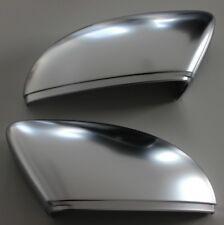 Aluminium Alu Spiegelkappen passend für VW Beetle + Cabrio (11+) CC EOS (09+)