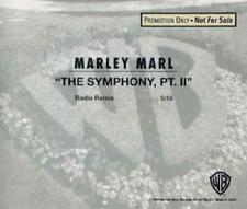Marley Marl: The Symphony, Pt. II Radio Remix PROMO MUSIC AUDIO CD PRO-CD-4919