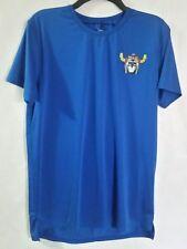 VOLTRON DEFENDER OF THE UNIVERSE Blue Short Sleeve T-Shirt Men's Large