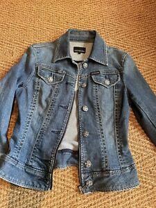 Calvin Klein Denim Jacket Small