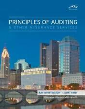 Principles Of Auditing And Other Assurance Services - by Whittington