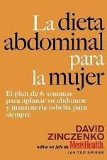 La La Dieta Abdominal Para la Mujer (Spanish Edition)-ExLibrary