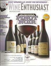 Wine Enthusiast Magazine May 2012 Rose/China's Wine Boom/Mostcatos/Whiskey