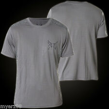 """TapouT Mens LARGE """"MESS HALL"""" UFC T shirt NEW Premium Panel Tee"""