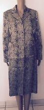 Womens Multi Color  Le Suit Long Sleeve Skirt Suit sz 14