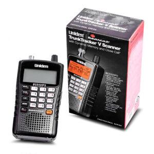 UNIDEN BCD325P2-AU 25000 CHANNEL DIGITAL SCANNER PHASE 1 2 TRUNK TRACKER APCO 25