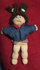 1985 Jesmar Spain Freckle Face Blue Eyed Cabbage Patch Doll Vintage Rare