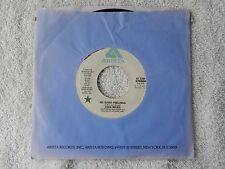 "John Miles ""No Hard Feelings"" Promotional White Label 45 RPM Record"
