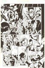 Thor: Son of Asgard #5 p.4 - Young Thor & Loki - 2004 art by Greg Tocchini