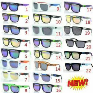 SPY1 Retro Ken Block Classic Sport Cycling Sunglasses UV400 Fishing Glasses NEW