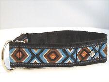 Windhundhalsband, Martingale, Zugstopphalsband , Größe M bis 45 cm Halsumfang