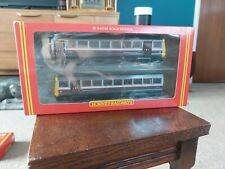 More details for hornby pacer twin railbus, class 142, r. 451, boxed and unused.