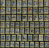 1981 Kellogg's 3-D Baseball Cards Complete Your Set You U Pick From List 1-66