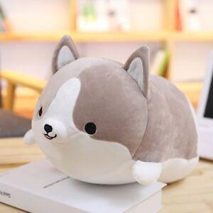 Cute Corgi Dog Plush Toy Stuffed Soft Animal Cartoon Pillow Lovely 12/18/23 Inch