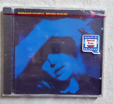 "CD AUDIO INT/ MARIANNE FAITHFULL ""BROKEN ENGLISH"" 1979 NEUF CD PROMO RARE"
