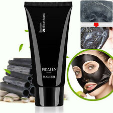 PILATEN Blackhead remover & Deep Cleansing Black Mud Mask & Acne pore strip peel