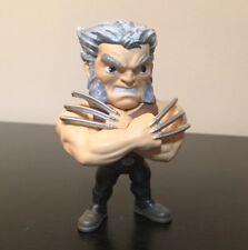 Wolverine Old Man Logan X-Men Die Cast Metal Figure Loot Crate Exclusive