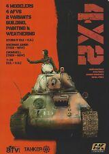 4 X2 Modeling Book (AK Interactive)