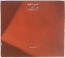 ANDRAS SCHIFF: Janacek A Recollection ECM New Series w/ Slip CD NM