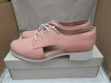 Clarks Narrative Hamble Myth - Peach Nubuck - UK 8D/ EU 42