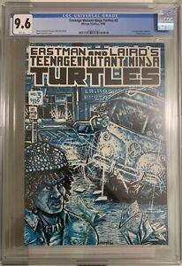 Teenage Mutant Ninja Turtles #3 CGC 9.6 1st Print White Pages