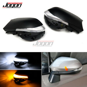 Dynamic Turn Signal Light Mirror Lamp For Toyota Corolla E210 19-20 Sienta Yaris