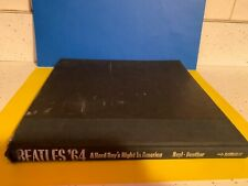 Beatles 64 A Hard Day's Night in America by A. J. S. Rayl (1989, Hardcover)