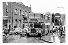 pt6562 - Alder Valley Bus no 608 at High Wycombe , Buckinghamshire - photograph
