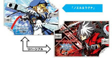 BlazBlue Noel & Ragna Card Game Character Dual Life Counter Collection Anime Art