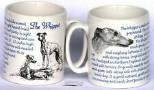 Whippet  Dog Owners Collectable Mug NEW racing Gift CLEARANCE