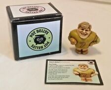 Harmony Kingdom Match Maker Pot Bellys collectible figurine trinket Nib Football