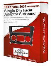 Nissan Almera stereo radio Facia Fascia adapter panel plate trim CD surround