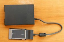 Sony Floppy Disk Adapter FA-P1 N50 - Open Box, unused - Free Shipping