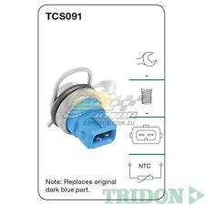 TRIDON COOLANT SENSOR FOR Audi A4 08/95-10/97 1.8L(AEB) DOHC 20V(Petrol)  TCS091
