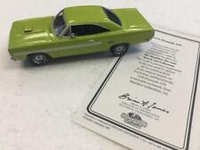 1995 Matchbox Collectibles 1970 Plymouth GTX (1:43 scale)
