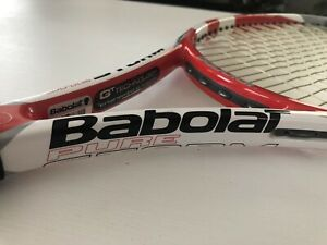 Babolat Pure Storm Tour GT Tennis Racket Engineered In France Used 10.4 Oz
