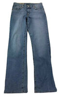 """Lucky Brand Women's Size 8 Long Inseam Paradise Rider Jeans 32"""" Inseam"""