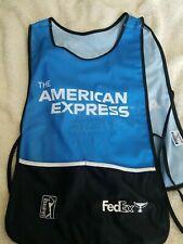 American Express Championship Caddie Bib PGA West Stadium open ryder pga british