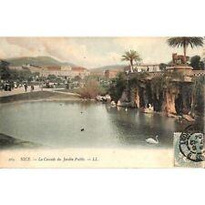 [06] Nice - La Cascade du Jardin Public.