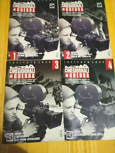 VHS CINEGIORNALI DI GUERRA - ISTITUTO LUCE -