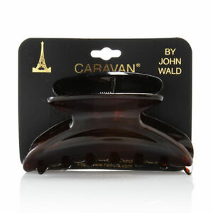 Caravan Diamond Tortoise Clip Model No. 2578 Brand New